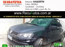 AA628TN VW GOL